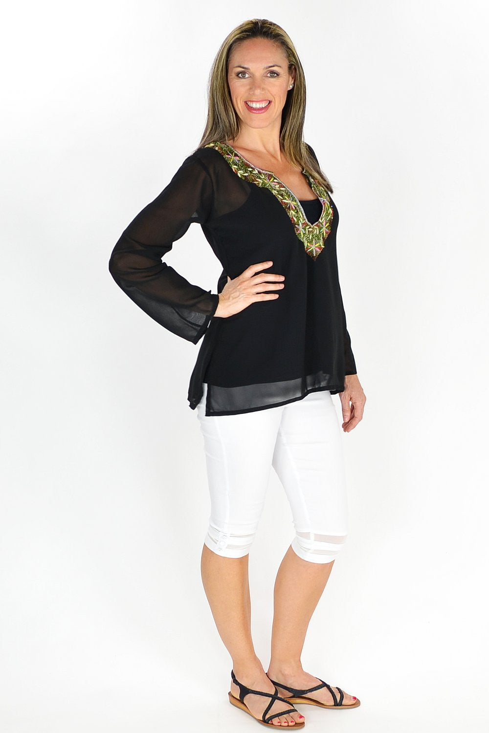 Millie Tunic - at I Love Tunics @ www.ilovetunics.com = Number One! Tunics Destination