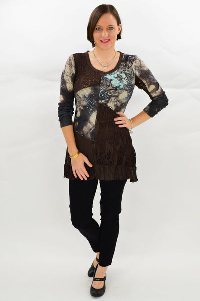 Bernice Tunic Top