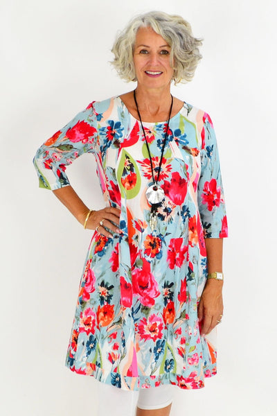Orientique Kefalonia Tunic Dress