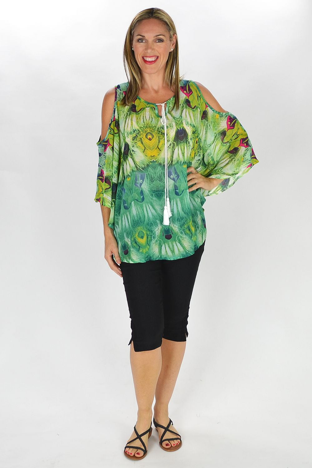 Peacock Tunic | I Love Tunics | Tunic Tops | Tunic | Tunic Dresses  | womens clothing online