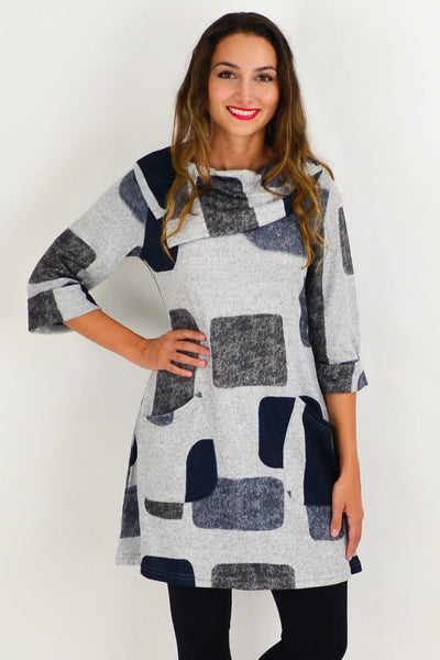 Caroline Collar Tunic | I Love Tunics | Tunic Tops | Tunic | Tunic Dresses  | womens clothing online