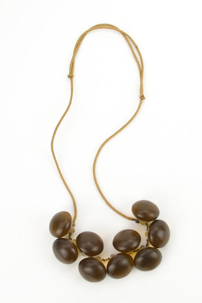 Grape Necklace - at I Love Tunics @ www.ilovetunics.com = Number One! Tunics Destination