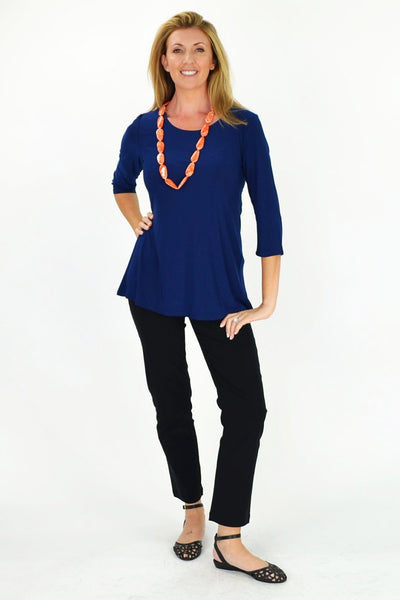 Navy Basic Tunic