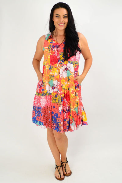 Pamplona Reversible Tunic Dress