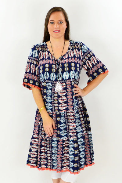 New Zealand Tunic Dress - at I Love Tunics @ www.ilovetunics.com = Number One! Tunics Destination