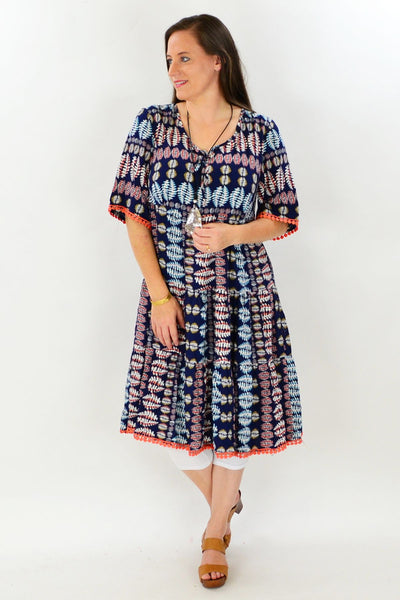 New Zealand Tunic Dress