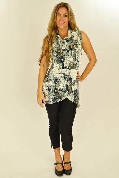 Printed Mia Tunic
