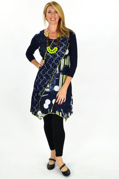 Long Gabriella Tunic