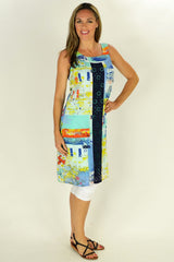 Greek Islands Tunic - at I Love Tunics @ www.ilovetunics.com = Number One! Tunics Destination