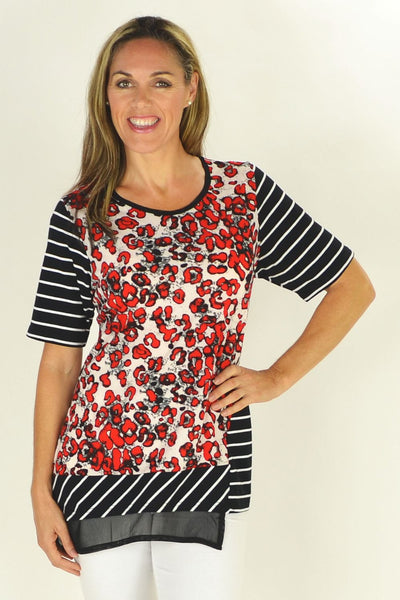 Beverly Tunic - at I Love Tunics @ www.ilovetunics.com = Number One! Tunics Destination