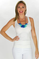 Ocean Breeze Necklace - at I Love Tunics @ www.ilovetunics.com = Number One! Tunics Destination