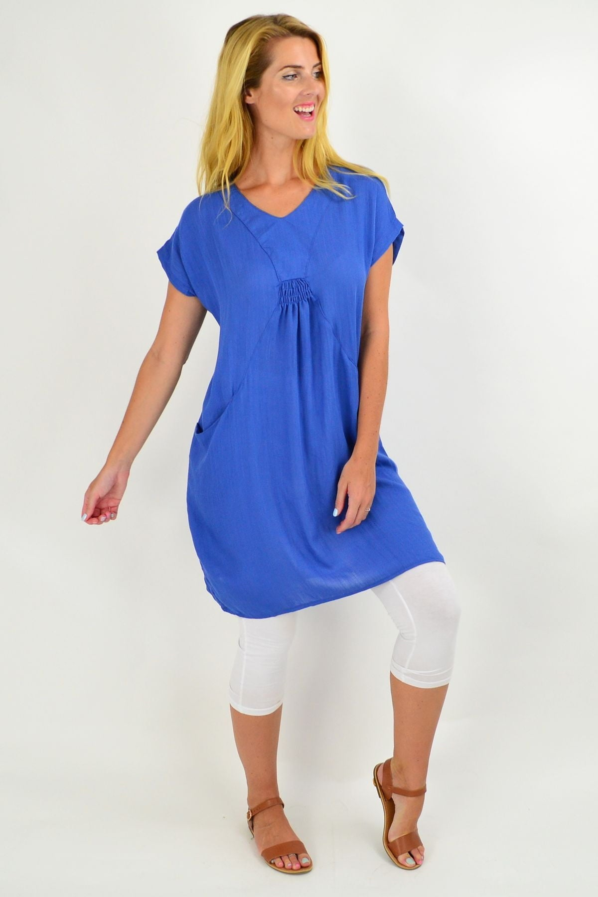 Blue Willow Tunic Dress | I Love Tunics | Tunic Tops | Tunic | Tunic Dresses  | womens clothing online