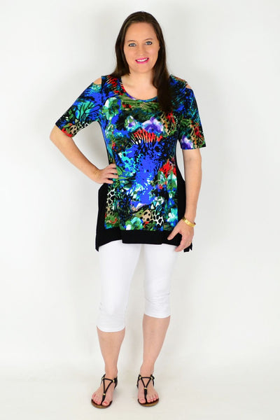 Rainforest Tunic Top