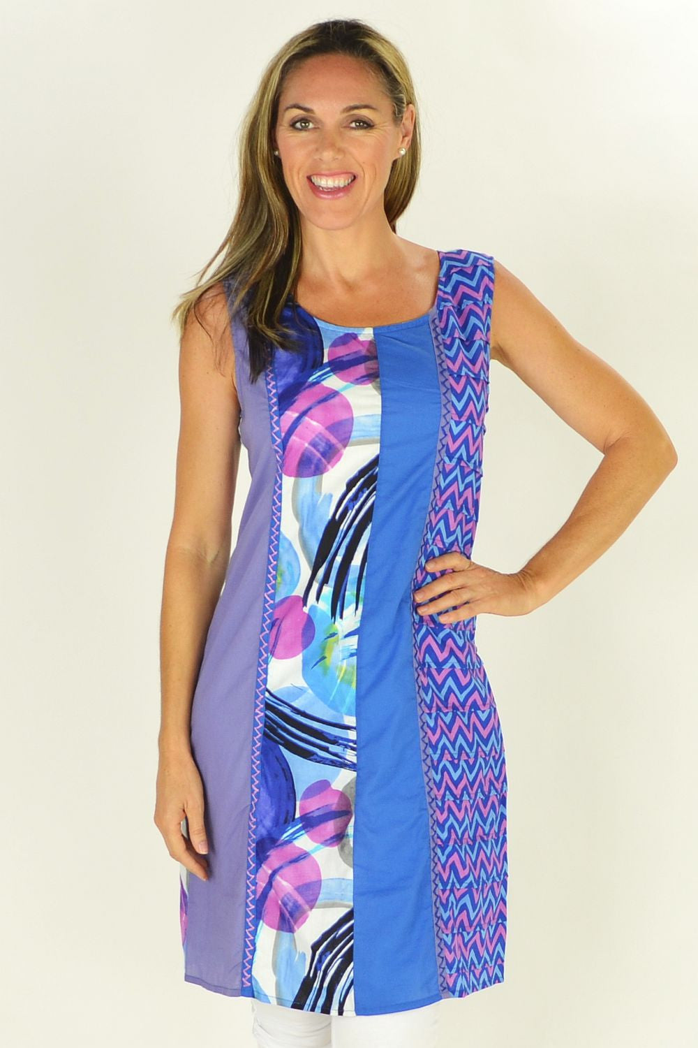 Glorias Tunic - at I Love Tunics @ www.ilovetunics.com = Number One! Tunics Destination