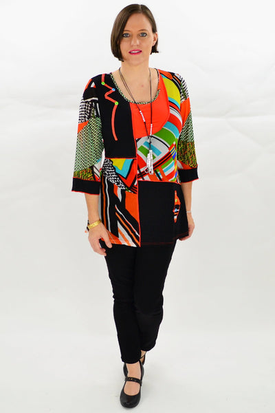 Ina Tunic Top