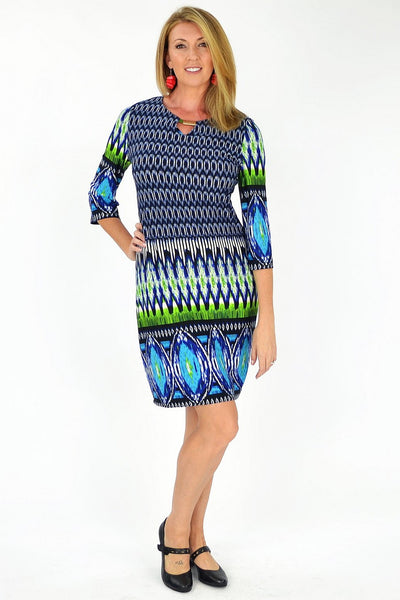 Long Port Lincoln Tunic