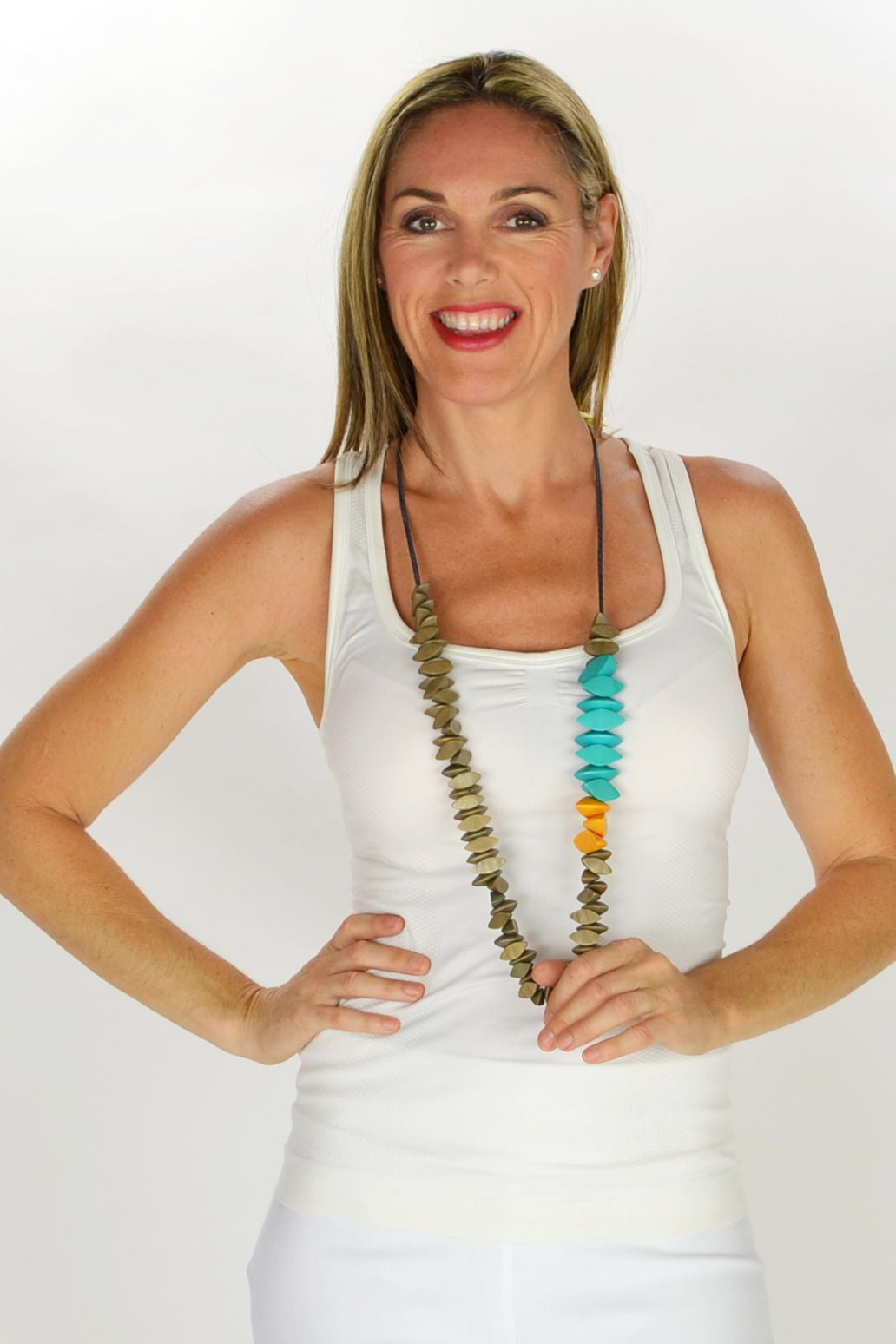 Anna Necklace - at I Love Tunics @ www.ilovetunics.com = Number One! Tunics Destination