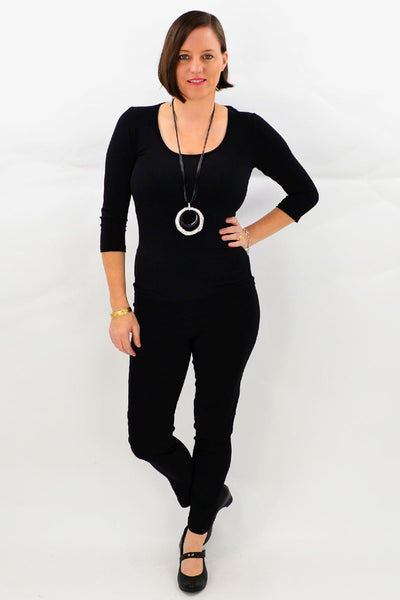 3 Circle Necklace | I Love Tunics | Tunic Tops | Tunic Dresses | Women's Tops | Plus Size Australia | Mature Fashion