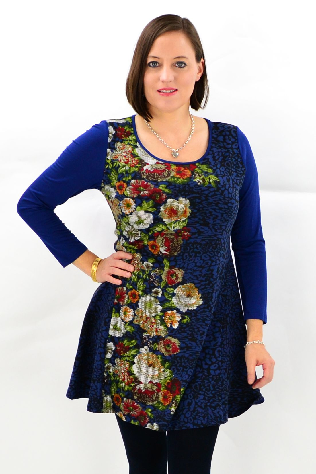 b48486e4f79 Blue Tunic Top | tunic tops Australia | buy tunic tops online – I ...