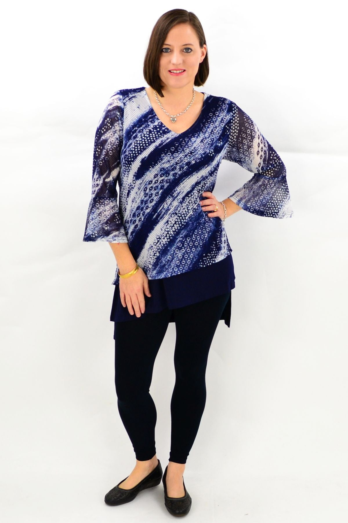 Andrea Tunic Top | I Love Tunics | Tunic Tops | Tunic | Tunic Dresses  | womens clothing online
