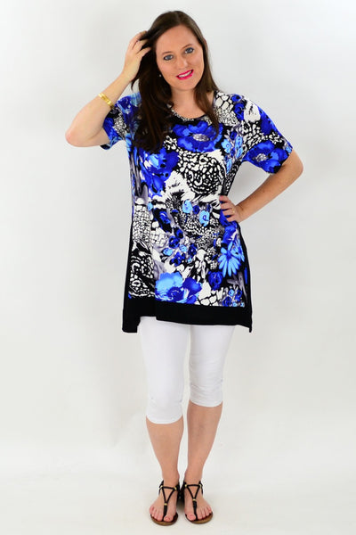 Christina Tunic Top