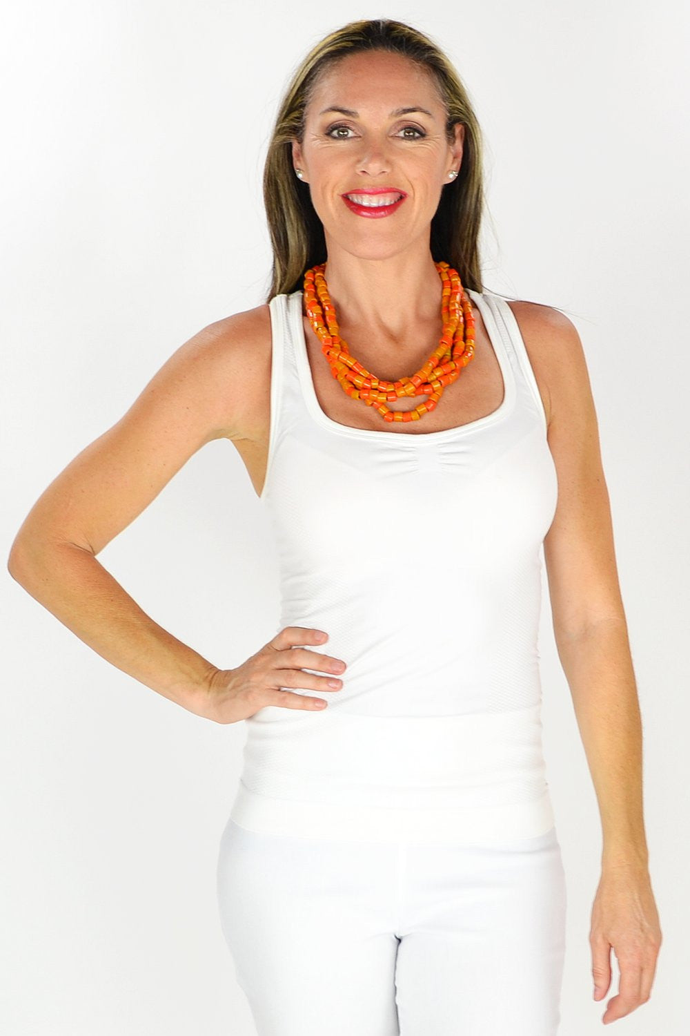 Maree Necklace - at I Love Tunics @ www.ilovetunics.com = Number One! Tunics Destination