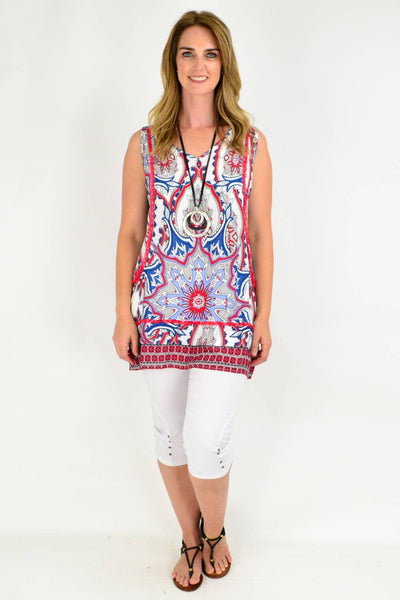 Julie Anne Tunic Top