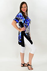 Christina Tunic Top - at I Love Tunics @ www.ilovetunics.com = Number One! Tunics Destination