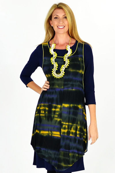 Navy Maggie Tunic Top | I Love Tunics | Tunic Tops | Tunic | Tunic Dresses  | womens clothing online