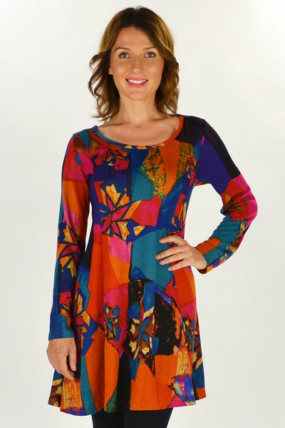 Stain Glass Tunic