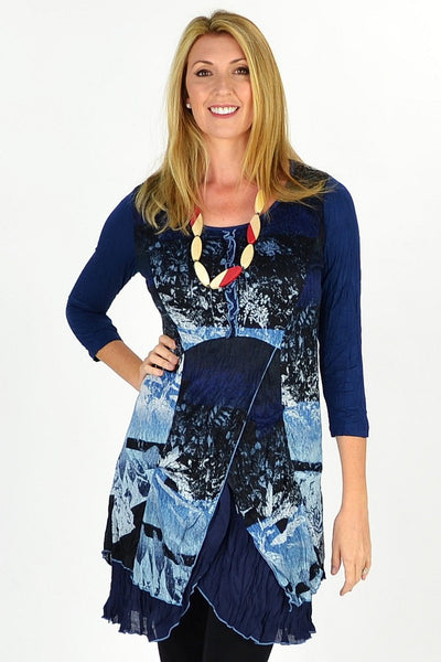 Pollyanna Tunic - at I Love Tunics @ www.ilovetunics.com = Number One! Tunics Destination