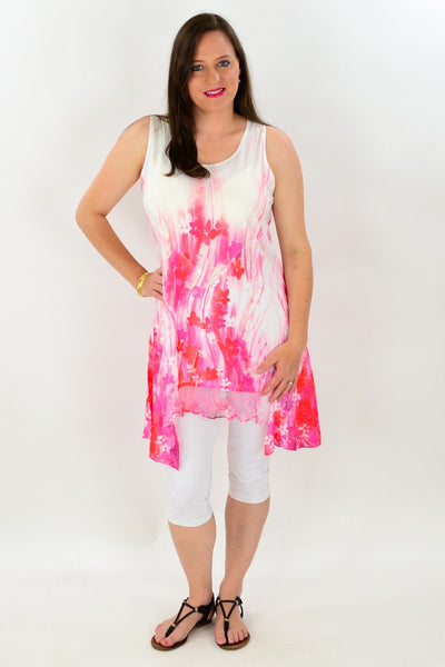 Strawberries n Cream Tunic
