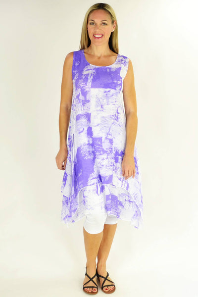 Purple Mandy Tunic