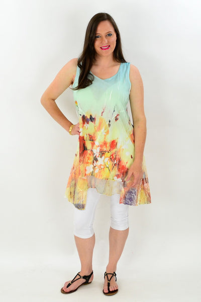 Fire n Water Tunic