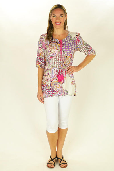 Paisley Princess Tunic