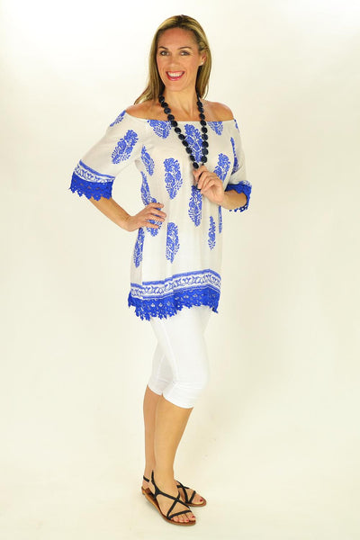 Mykonos Tunic | I Love Tunics | Tunic Tops | Tunic | Tunic Dresses  | womens clothing online