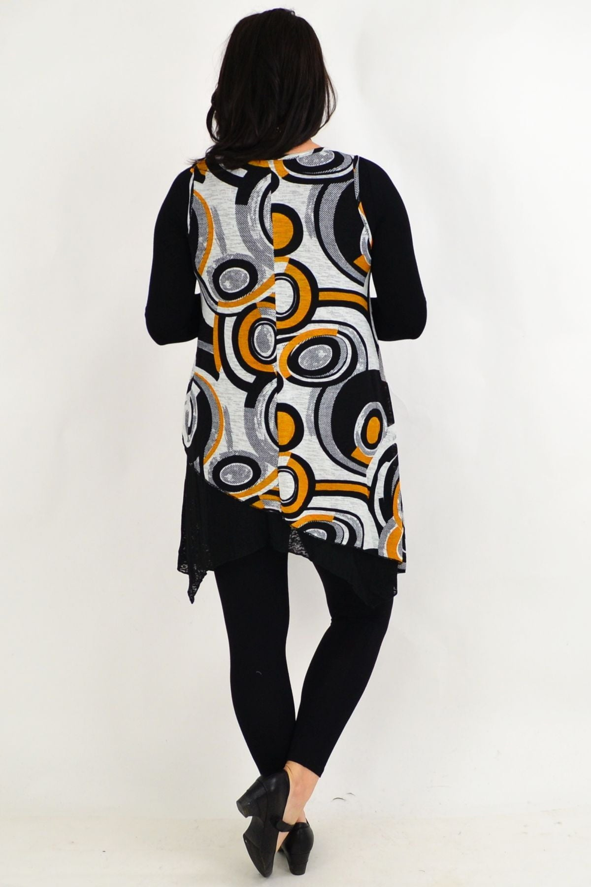 Mustard Circle Tunic Top | I Love Tunics | Tunic Tops | Tunic | Tunic Dresses  | womens clothing online