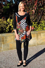 Eliana Tunic - at I Love Tunics @ www.ilovetunics.com = Number One! Tunics Destination