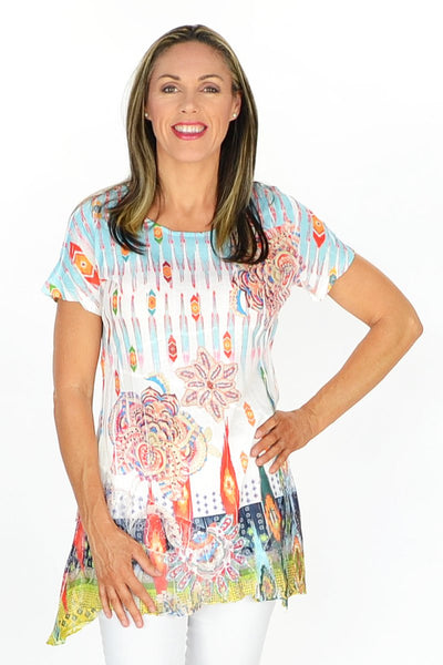 Katies Kite Tunic - at I Love Tunics @ www.ilovetunics.com = Number One! Tunics Destination