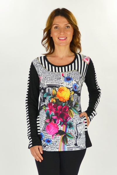 Haylee Tunic - at I Love Tunics @ www.ilovetunics.com = Number One! Tunics Destination