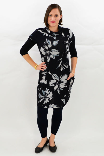 Luna Winter Tunic Dress
