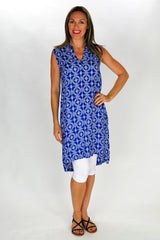 Snow Flake Tunic | I Love Tunics | Tunic Tops | Tunic | Tunic Dresses  | womens clothing online