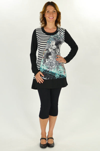 Lady in Waiting Tunic Top