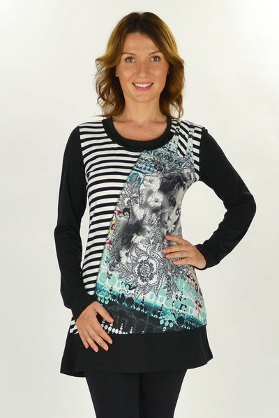 Lady in Waiting  Tunic - at I Love Tunics @ www.ilovetunics.com = Number One! Tunics Destination