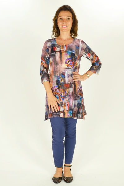 Autumn Delight Tunic
