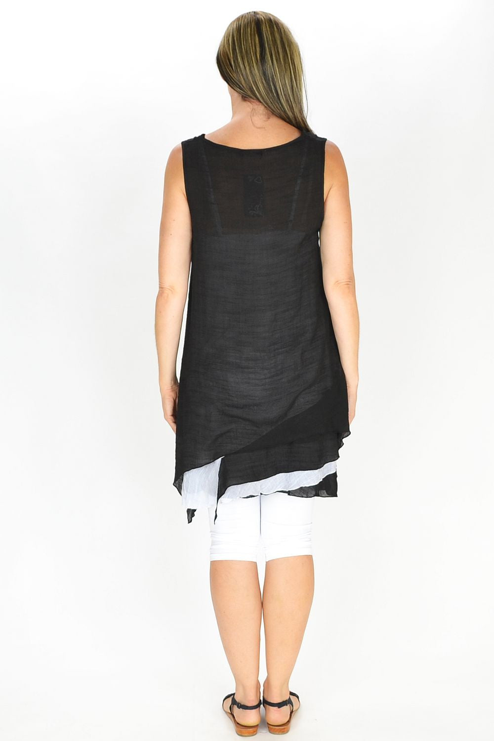 Black 2 in 1 Tunic | I Love Tunics | Tunic Tops | Tunic | Tunic Dresses  | womens clothing online