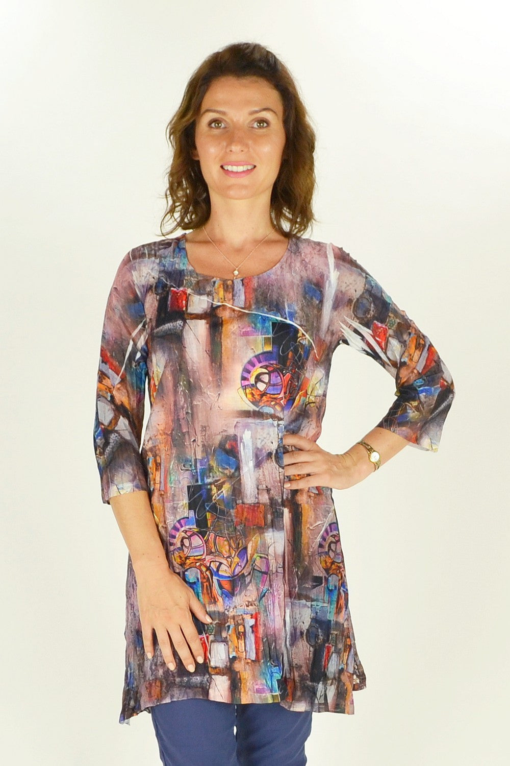 Autumn Delight Tunic - at I Love Tunics @ www.ilovetunics.com = Number One! Tunics Destination