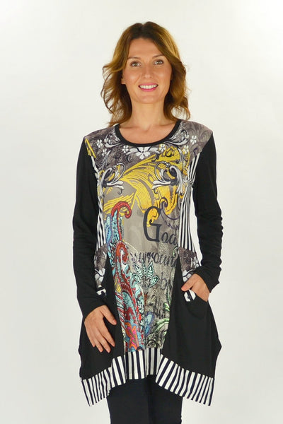 Emily Tunic - at I Love Tunics @ www.ilovetunics.com = Number One! Tunics Destination