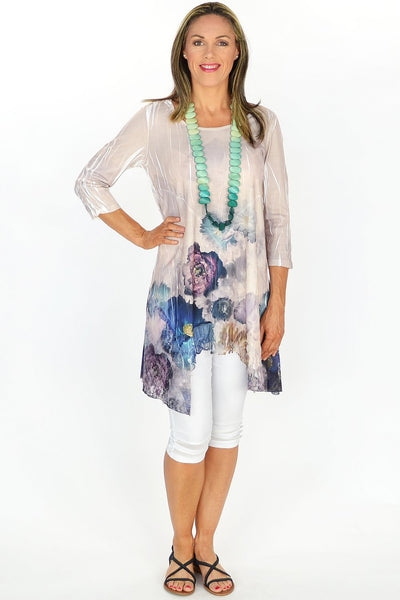Bella Flower Tunic