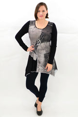 Lillian Winter Tunic Top | I Love Tunics | Tunic Tops | Tunic | Tunic Dresses  | womens clothing online